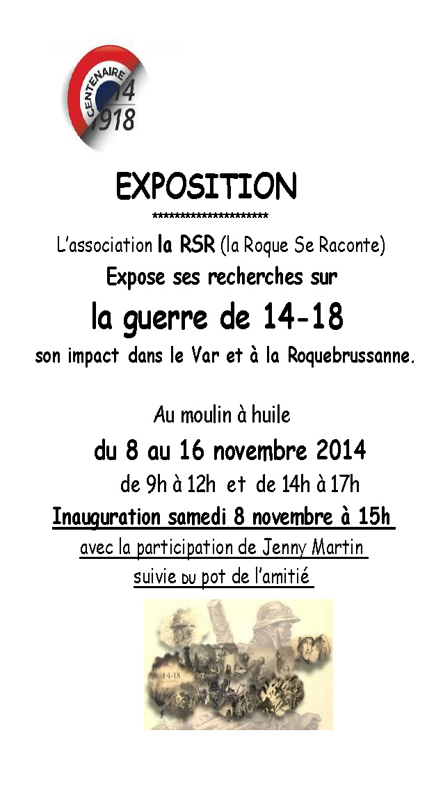 EXPOSITION  RSR